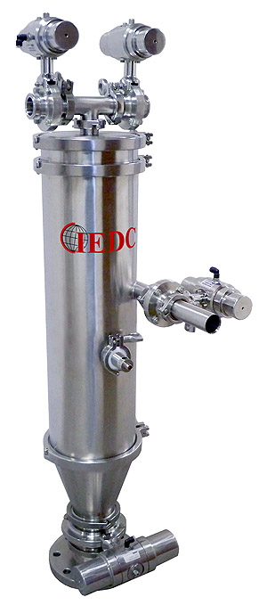 Pneumatic Conveying Reactor Feed System