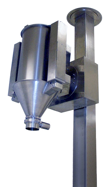 Post Lift Drum Inverter
