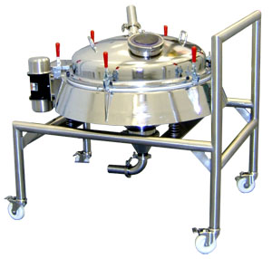 In-Line Vacuum Sifter
