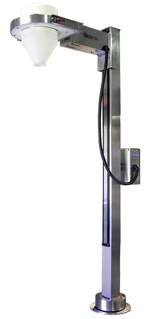 pneumatic column lifts