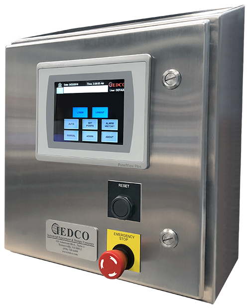 IEDCO Control Systems  - Control Panel Design & Fabrication
